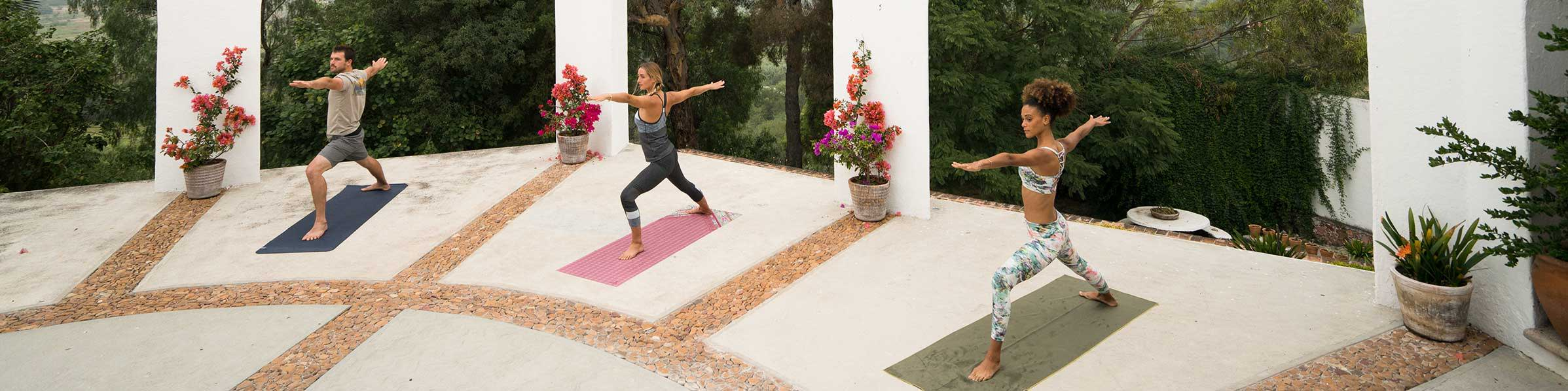 Poses that Ground l Mukha Yoga