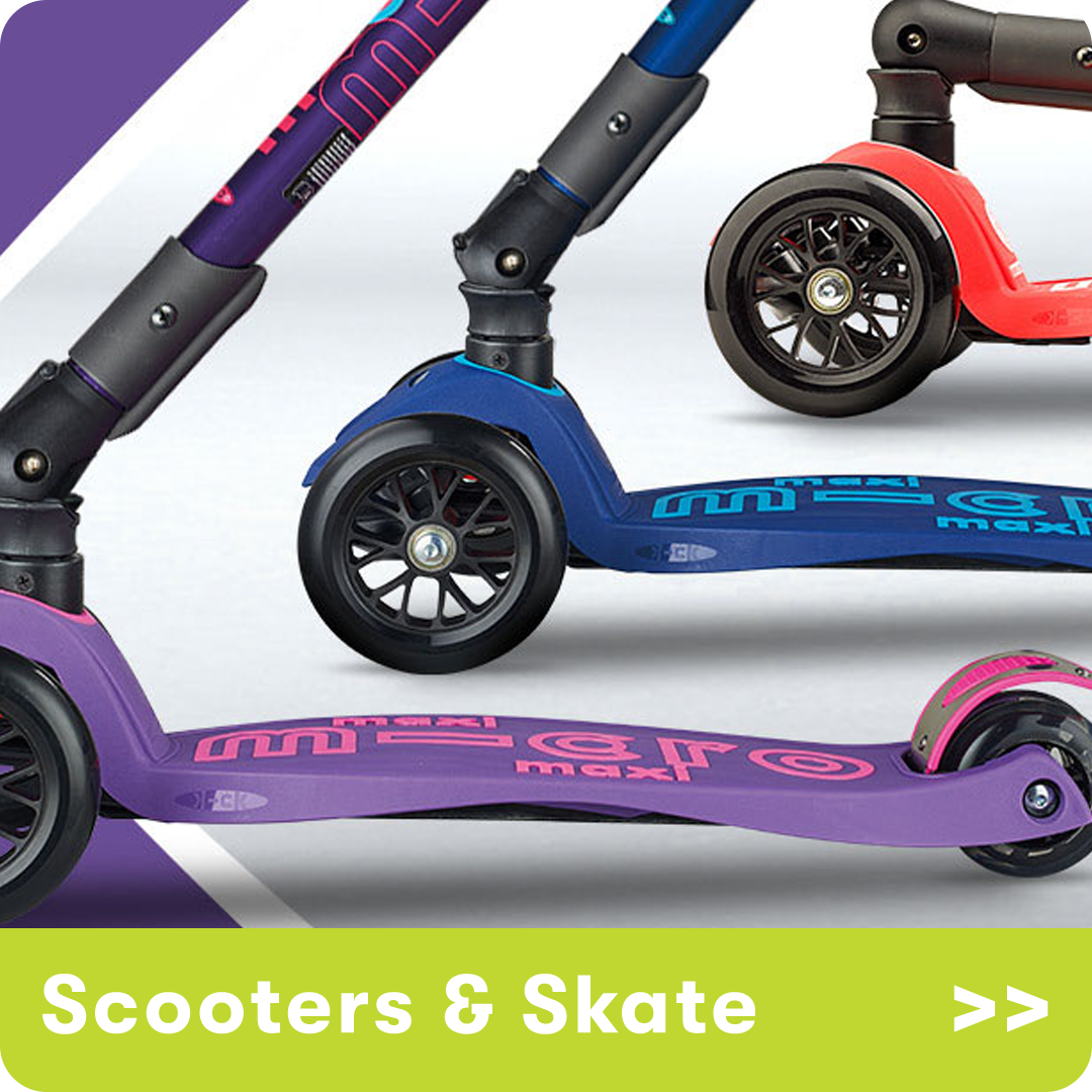 Scooters and Skates