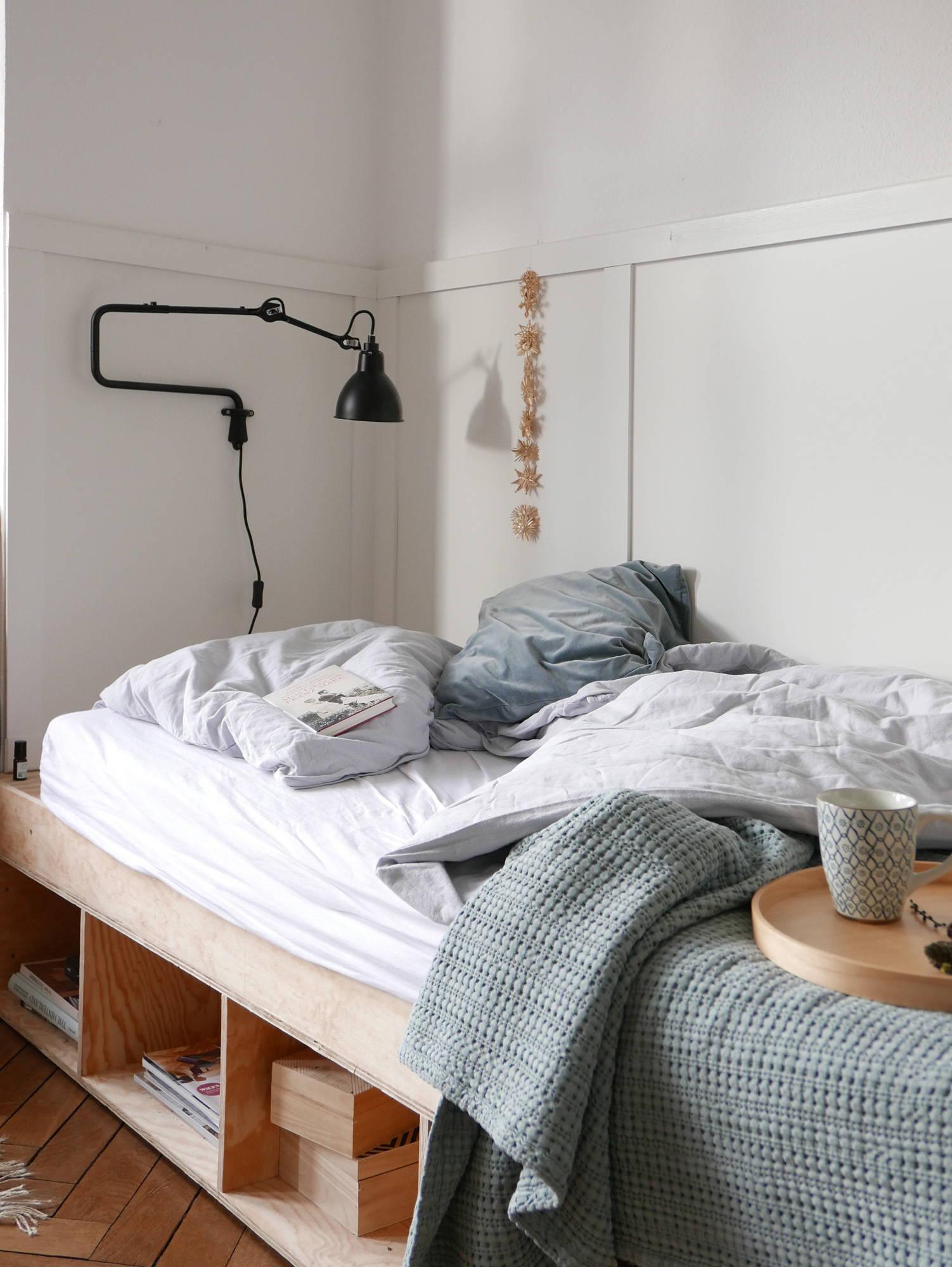 Gästezimmer Bettwäsche Tagesdecke