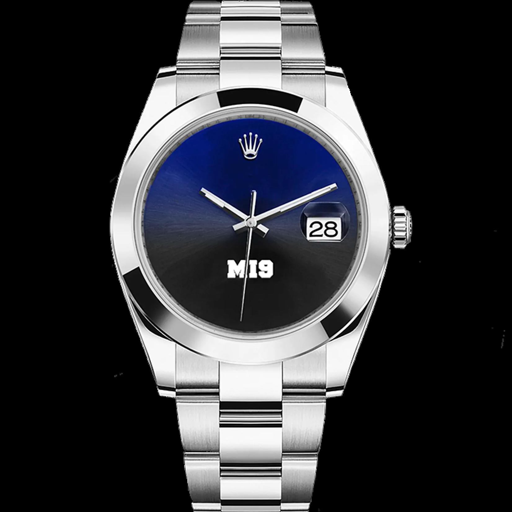 Customised Rolex Datejust for Mauro Icadi