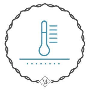 silk regulates body temperature