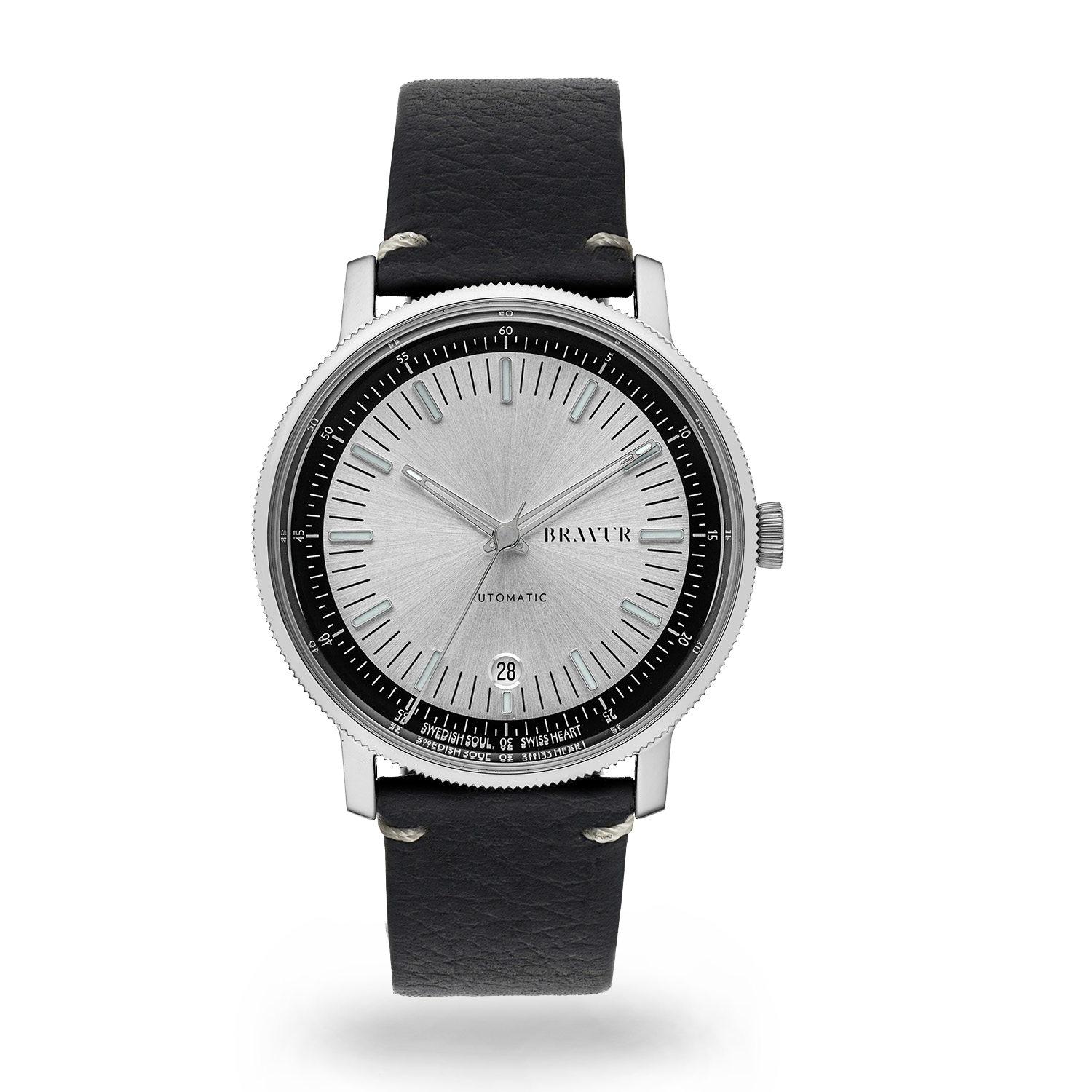BW003 Silver Dial