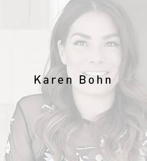 A headshot of Karin Bohn Principal and Founder of House of Bohn Interior Design Studio of Vancouver