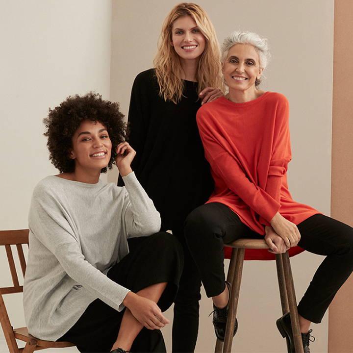 Women in Loungewear