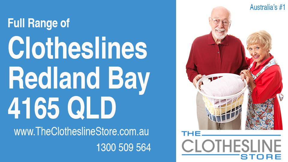 New Clotheslines in Redland Bay Queensland 4165