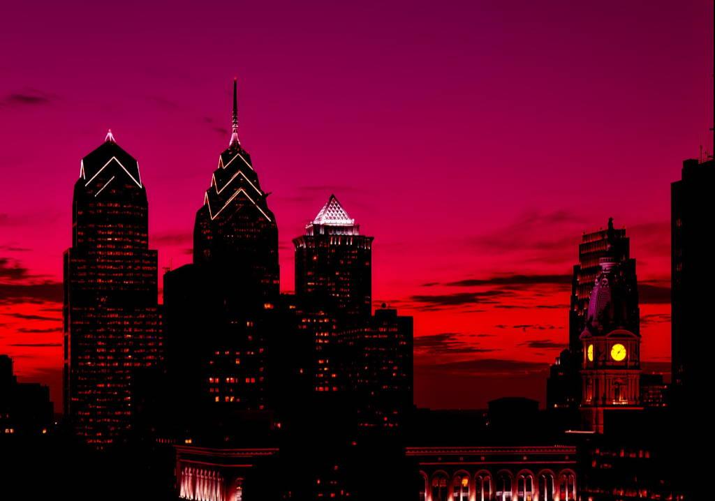 best cities for artists philadelphia