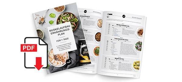 Muskelaufbau Ernährungsplan Frau PDF