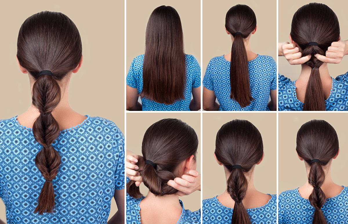 15 Quick & Easy Hairstyles – SHYNE