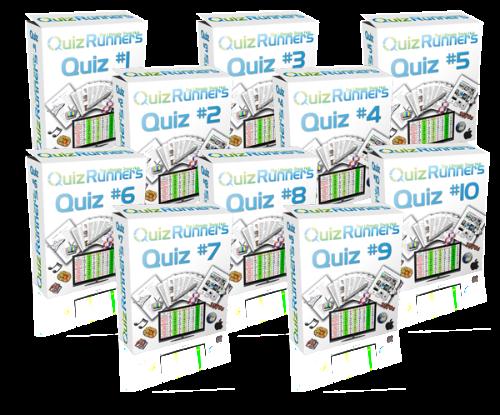 Trivia Night Kit 10-Pack