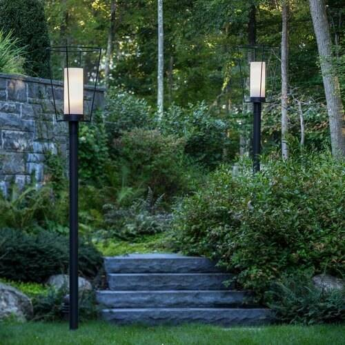 Hubbardton Forge Loft Outdoor Post Light
