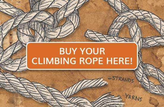 Buy Your Climbing Rope Here!