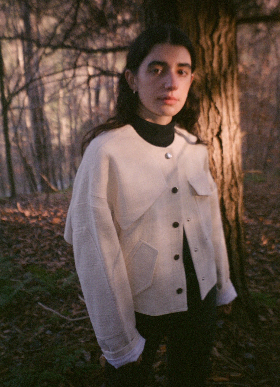 Christina Holevas photographed by Devin Doyle