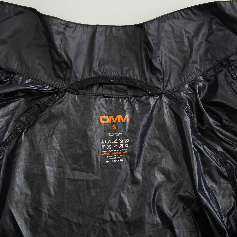 OMM(オーエムエム)/ソニックジャケット/ブラック/MENS