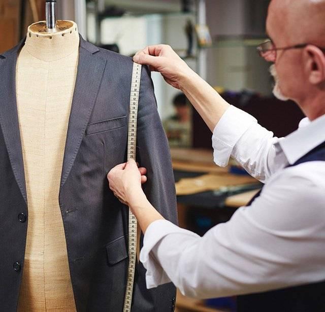 Custom Tailoring Photo