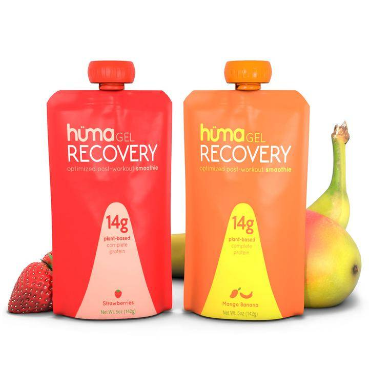 Huma Gel Recovery Smoothie Two-Pack