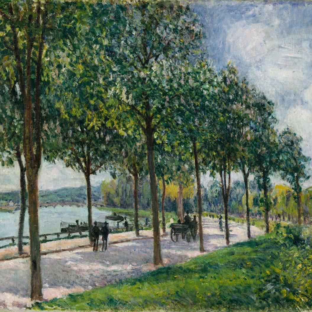 Alfred Sisley Art