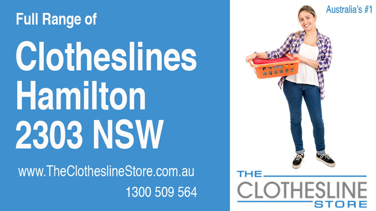 Clotheslines Hamilton 2303 NSW