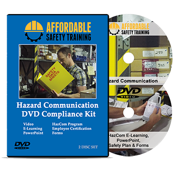 Safety Data Sheet Training