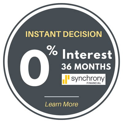 Finance Your Massage Chair Purchase with Synchrony - Learn More
