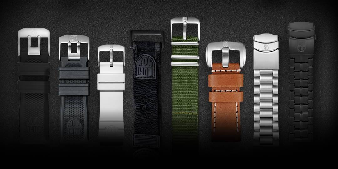 Luminox Uhrenarmbänder, Einheitsgröße