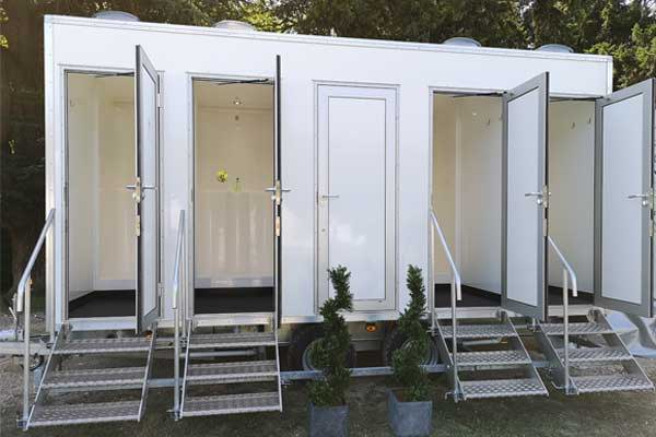 location sanitaires luxe mariage
