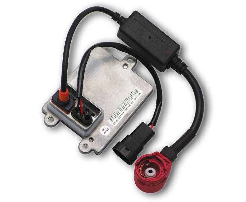 Ongekend LUMENS High Performance Lighting Xenon HID Headlight Conversions NV-38