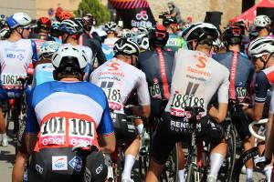 Pro Cycling Heat