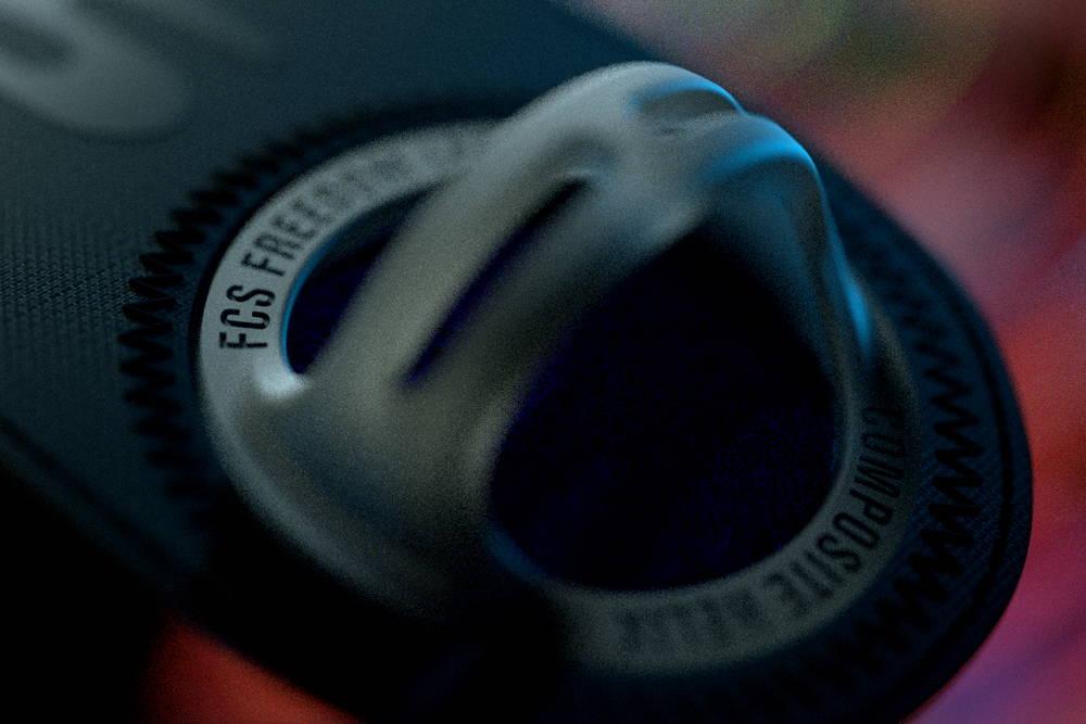 FCS Freedom Helix Pull Tab