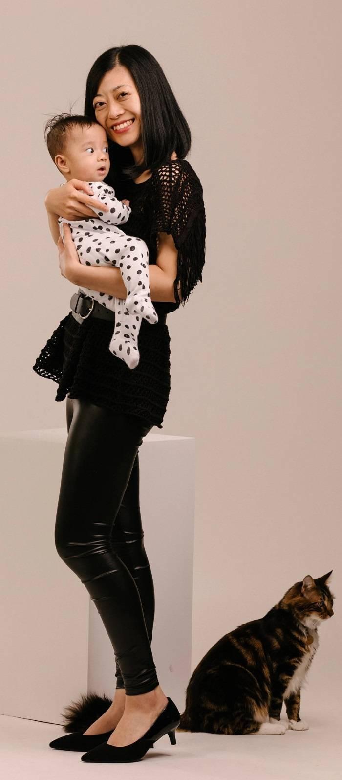 vegan fashion designer cute vegan baby
