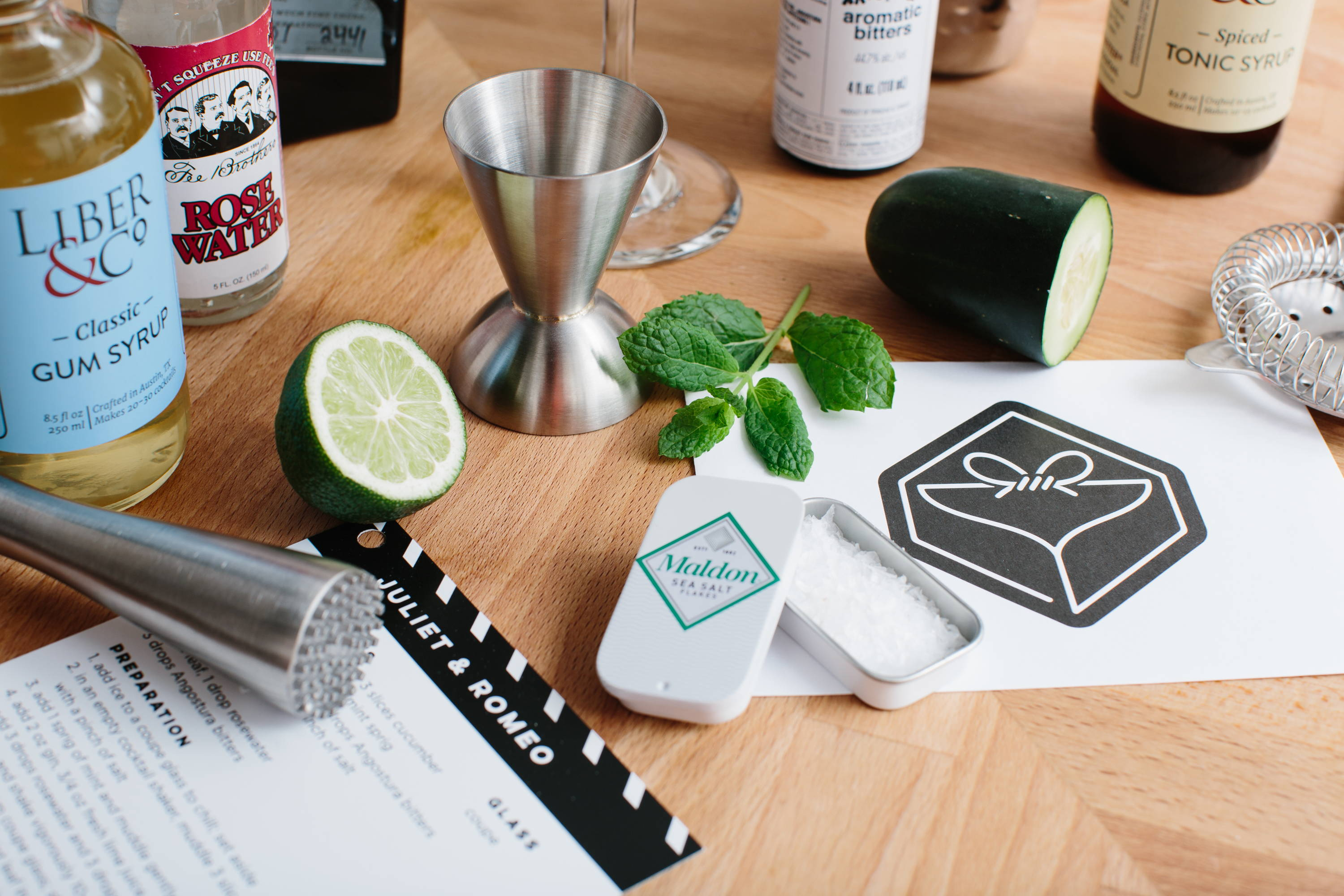 Crafted Taste Mixology Cocktail Kits