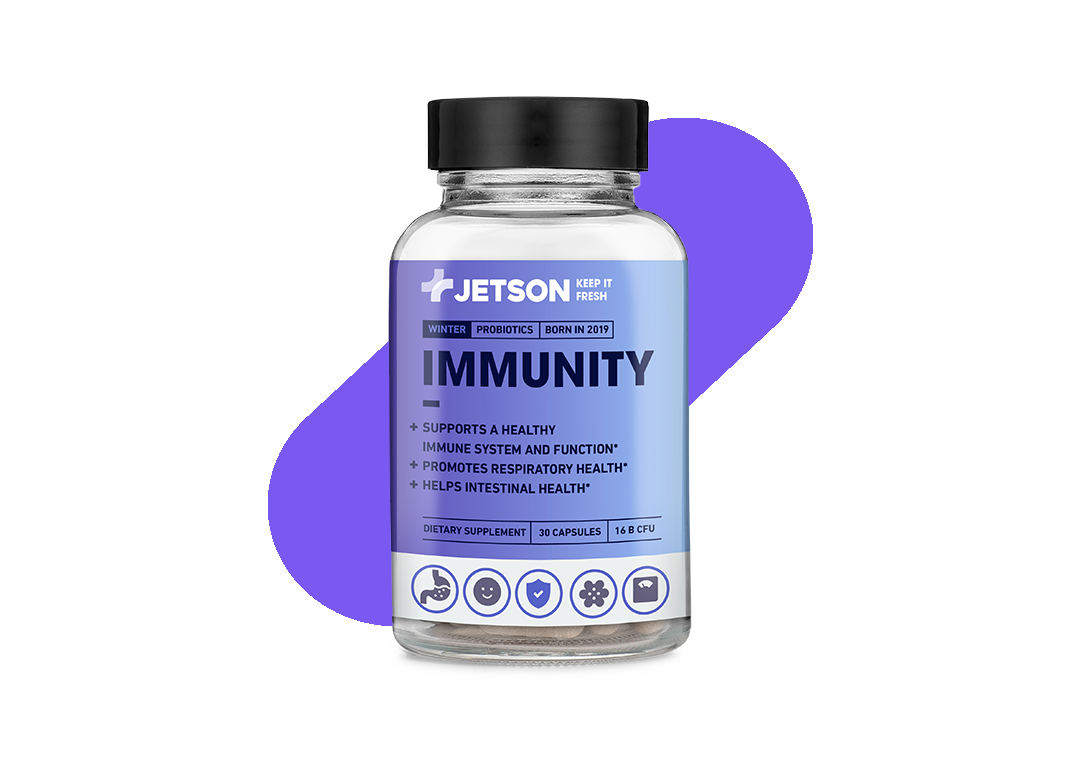Jetson Winter Immunity Probiotics