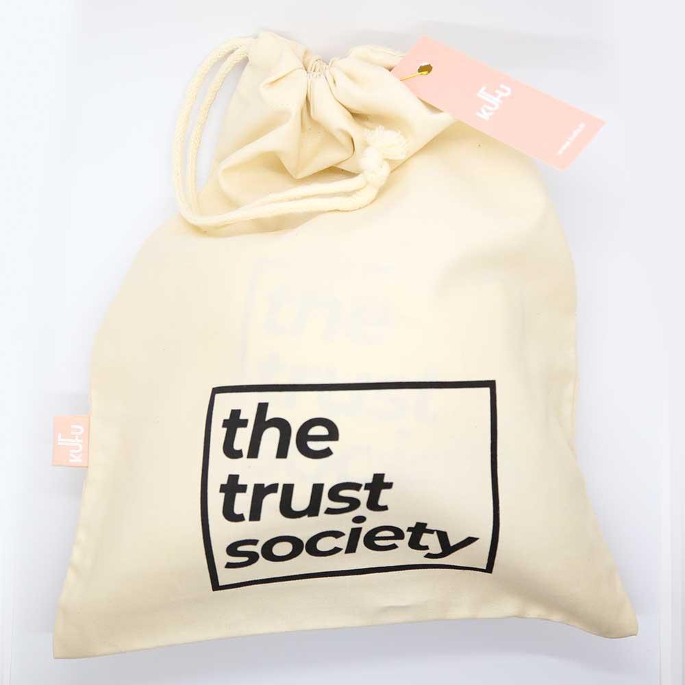 Le sac à vrac en coton bio réutilisable !