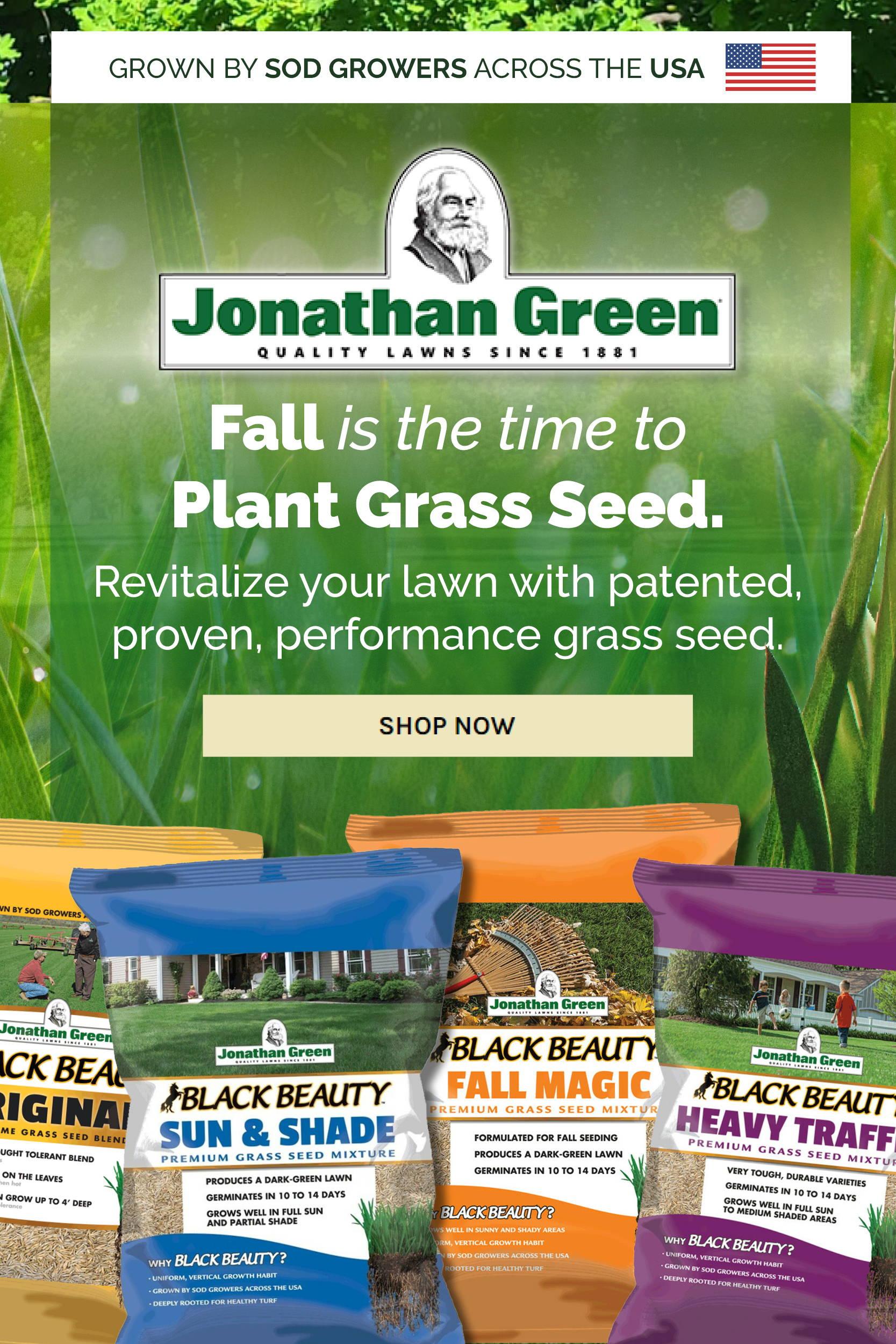 Shop Jonathan Green Grass Seed