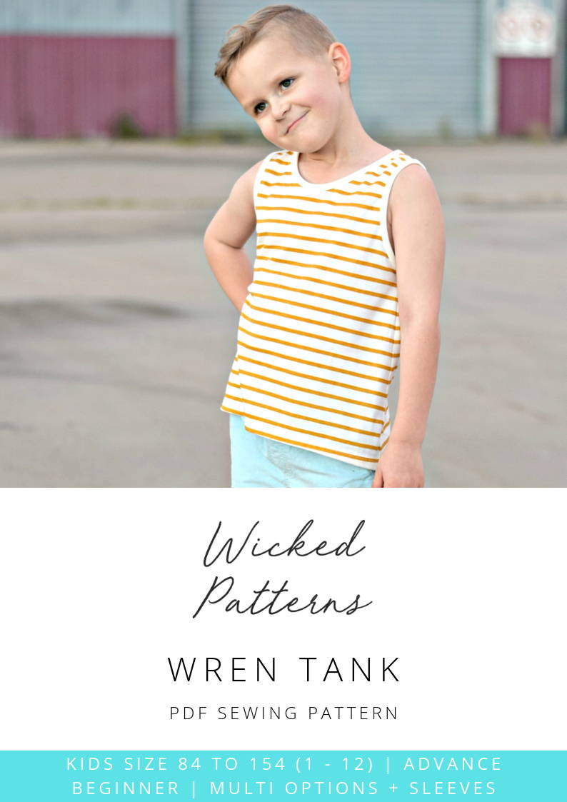 Wicked Patterns - Love Australian Handmade