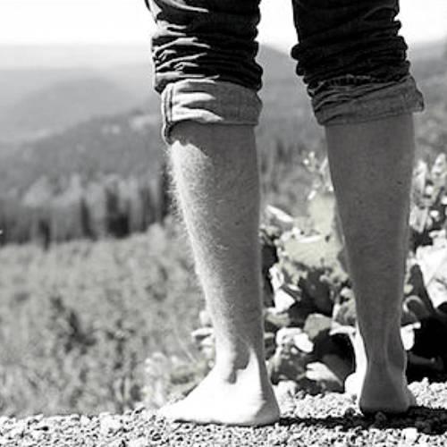 Men Shaving Hairy Legs