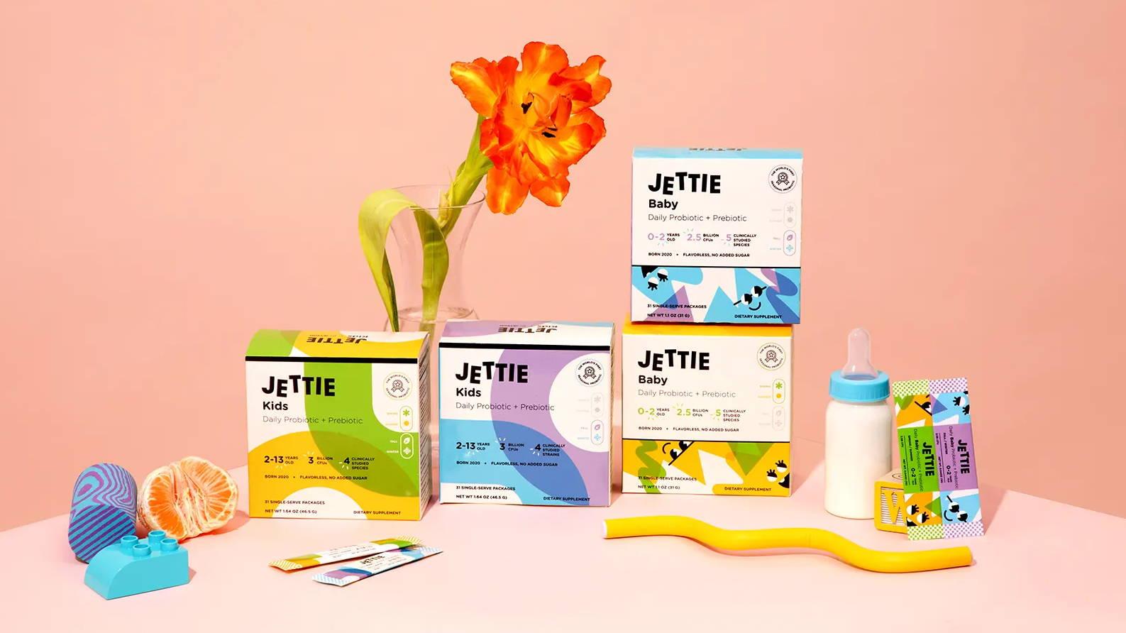 Jettie Probiotics for Kids