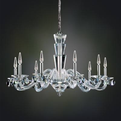 Allegri Lighting Crystal Pendants, Chandeliers, Wall Sconces, & Ceiling Lights - FANSHAWE COLLECTION