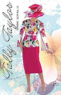 Taaly Taylor Women Church Suits, Dresses and Hats Spring Summer 2020 Collection