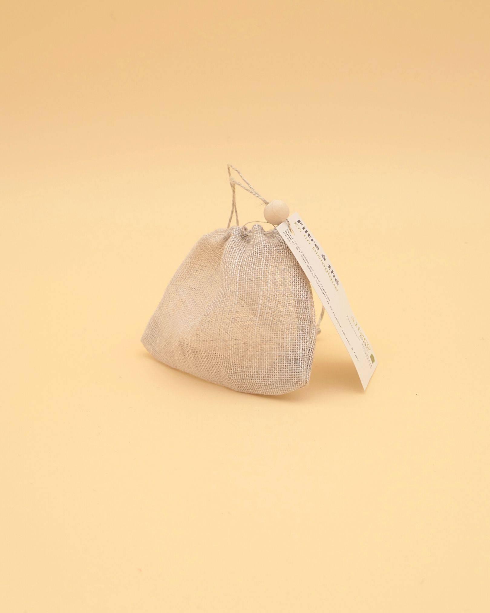 Infuseur à thé en lin biologique - Alterosac - The Trust Society