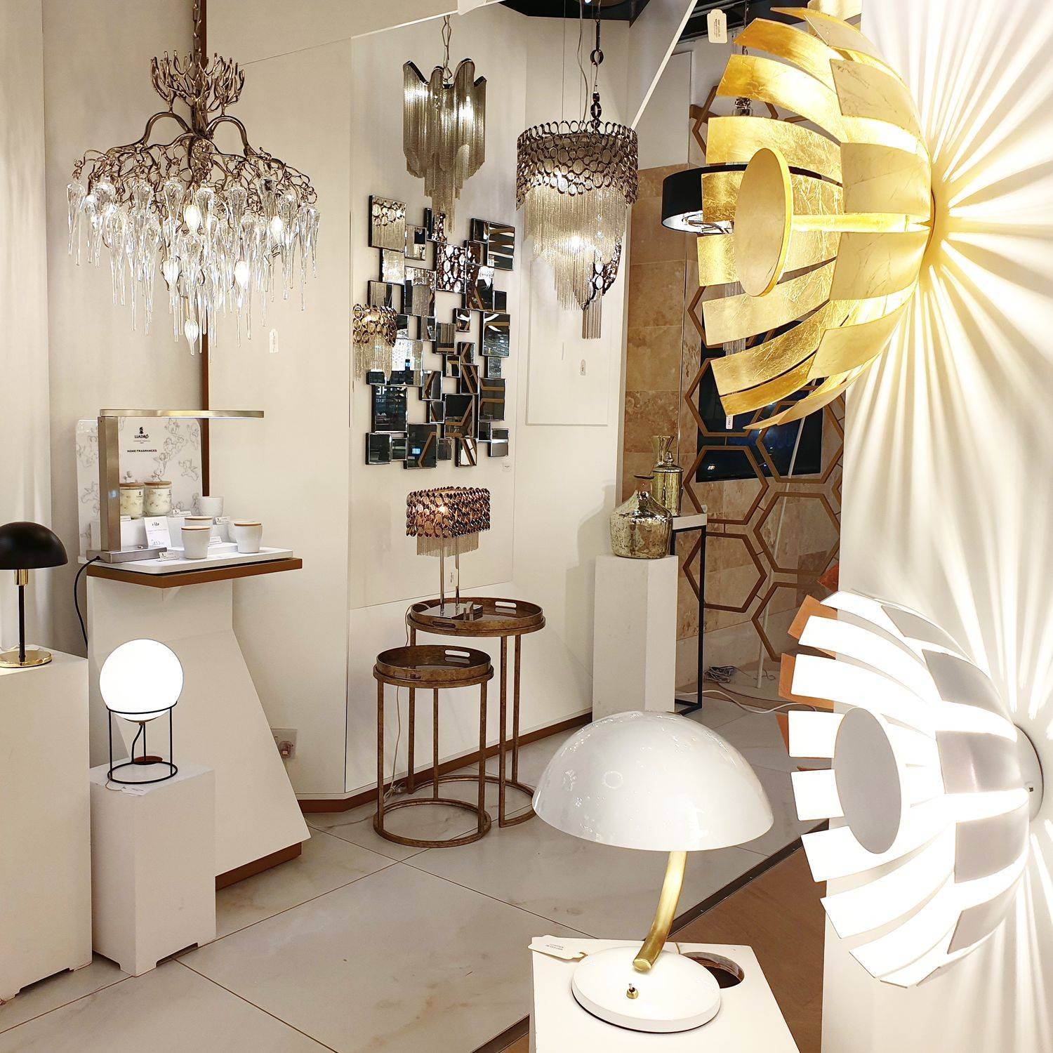 iLite Mailbox Lighting Showroom 4