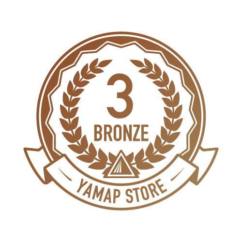 【YAMAP STORE AWARD】BEST BUY ITEM 2019下半期