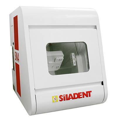 Machine d'usinage Silamill N4