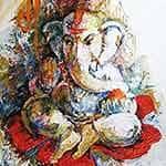 ganesha painting