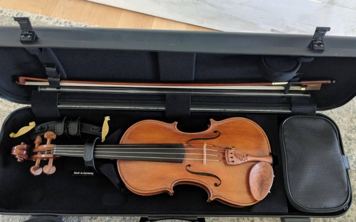 4/4 violin case