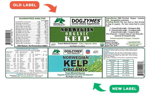 Norwegian Kelp - New Label