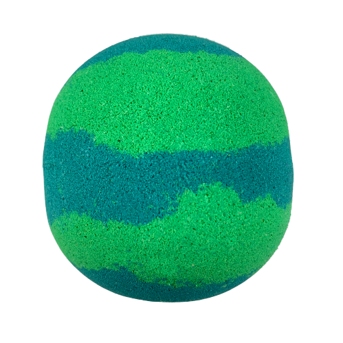 Wanderlust bath bomb from Soothing Sloth