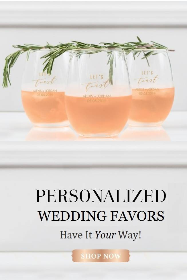 101 Best Wedding Favors Of 2021 Unique Ideas For Your Guests Forever Wedding Favors