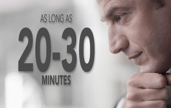 Longer treatment times