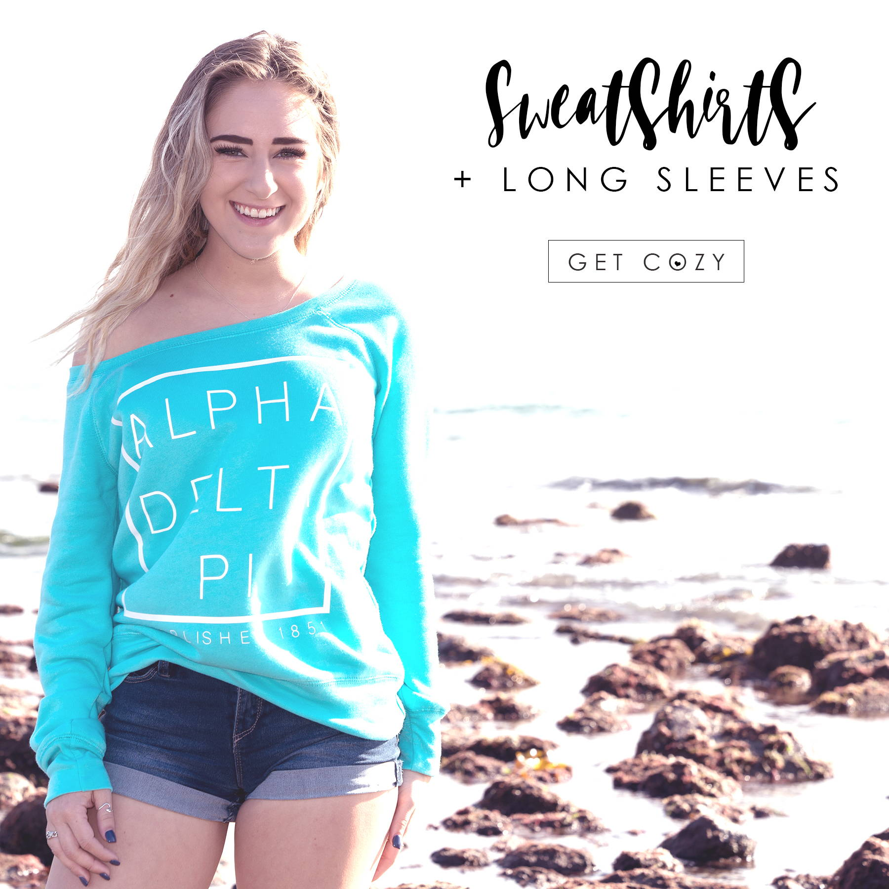 sorority sweatshirts