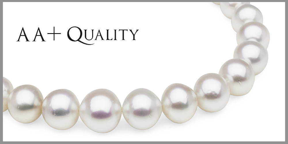 South Sea Pearl Grading: AA+ Quality